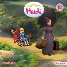 Heidi 12: Der Sturm u.a. (CGI), CD