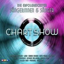 Die ultimative Chartshow - Sängerinnen & Sänger, 3 CDs