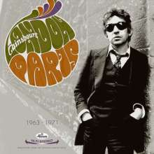 Serge Gainsbourg: London Paris 1963 - 1971, CD