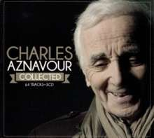 Charles Aznavour: Collected, 3 CDs