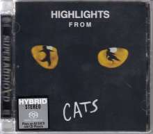 Andrew Lloyd Webber (geb. 1948): Musical: Highlights From Cats (Limited Numbered Edition) (Hybrid-SACD), SACD