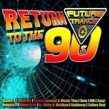 Future Trance: Return To The 90s, 3 CDs