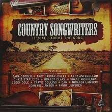 Country Songwriters: It's All About The Song, 2 CDs