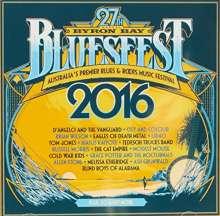 Bluesfest 2016, 2 CDs