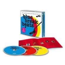 Blue Break Beats, 3 CDs