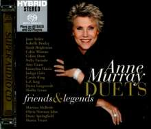 Anne Murray: Duets: Friends & Legends (Limited & Numbered-Edition) (Hybrid-SACD), Super Audio CD