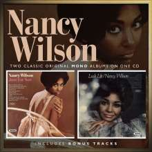 Nancy Wilson (Jazz) (geb. 1937): Just For Now / Lush Life, CD