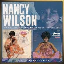 Nancy Wilson (Jazz) (geb. 1937): Welcome To My Love / Easy, CD
