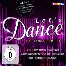 Let's Dance - Das Tanzalbum 2016, 3 CDs
