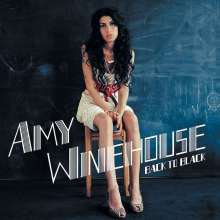 Amy Winehouse: Back To Black (180g) (Limited-Deluxe-Edition) (HalfSpeed Mastering), 2 LPs