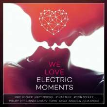 We Love Electric Moments, 2 CDs