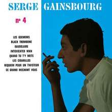 Serge Gainsbourg: No 4 (remastered) (180g), LP