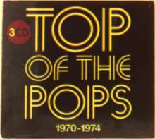 Top Of The Pops: 1970 - 1974, 3 CDs