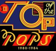 Top Of The Pops: 1980 - 1984, 3 CDs