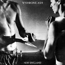 Wishbone Ash: New England, CD