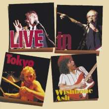 Wishbone Ash: Live In Tokyo, CD