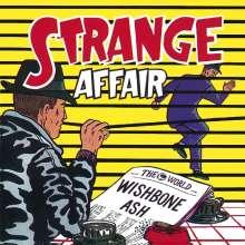 Wishbone Ash: Strange Affair, CD
