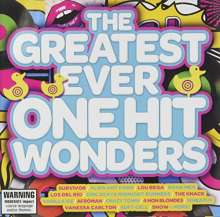 Greatest Ever One Hit Wonders, 2 CDs