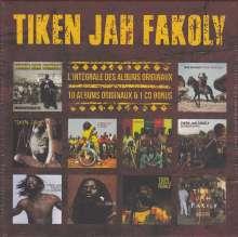 Tiken Jah Fakoly: L'Integrale Des Albums Originaux, 11 CDs