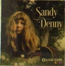 Sandy Denny: 5 Classic Albums, 5 CDs