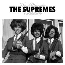 The Supremes: The Ultimate Collection, 2 CDs