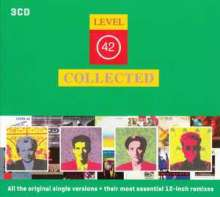 Level 42: Collected, 3 CDs