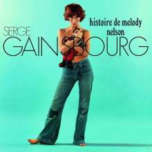 Serge Gainsbourg (1928-1991): Histoire De Melody Nelson (remastered) (180g), LP