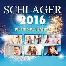 Schlager 2016: Die Hits des Jahres, 2 CDs