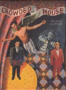 Crowded House: Crowded House (Deluxe Edition), 2 CDs