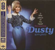 Dusty Springfield: A Little Piece Of My Heart: The Essential Dusty Springfield, 3 CDs