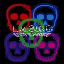 L.A. Guns: Live Vampires, CD