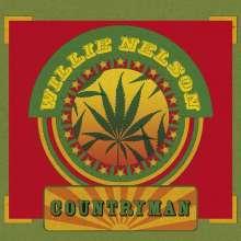 Willie Nelson: Countryman, CD