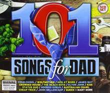 101 Songs For Dad, 5 CDs