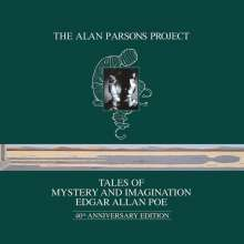The Alan Parsons Project: Tales Of Mystery And Imagination (180g) (Limited-Edition), 2 LPs