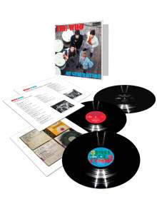 The Who: My Generation (Limited-Deluxe-Edition), 3 LPs