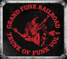 Grand Funk Railroad (Grand Funk): Trunk Of Funk Vol. 1, 6 CDs