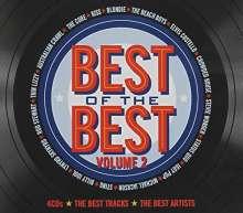 Pop Sampler: Best Of The Best Vol. 2, 4 CDs