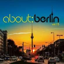 About: Berlin Vol. 15, 2 CDs