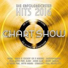 Die ultimative Chartshow - Hits 2016, 2 CDs