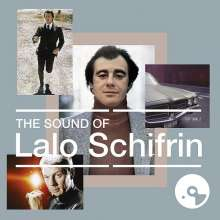 Lalo Schifrin (geb. 1932): Filmmusik: The Sound Of Lalo Schifrin, 5 CDs
