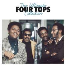 Four Tops: The Ultimate Collection, 2 CDs