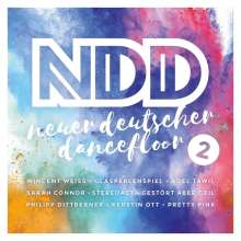 NDD: Neuer Deutscher Dancefloor 2, 2 CDs