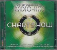 Die ultimative Chartshow - Die erfolgreichsten Radio Hits, 2 CDs
