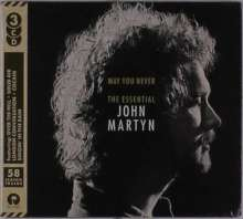 John Martyn: May You Never: The Essential, 3 CDs