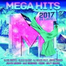 MegaHits 2017 - Die Erste, 2 CDs