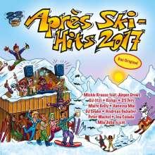 Après Ski Hits 2017, 2 CDs