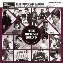 """The Motown 7s Box Volume 4 (Limited-Numbered-Edition), 7 Single 7""""s"""