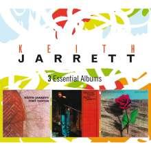 Keith Jarrett (geb. 1945): 3 Essential Albums, 3 CDs