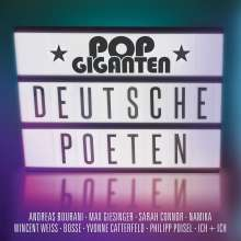 Pop Giganten - Deutsche Poeten, 2 CDs