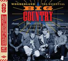 Big Country: Wonderland: The Essential Big Country, 3 CDs